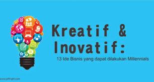 Kreatif dan Inovatif: 13 Ide Bisnis yang dapat dilakukan Millennials